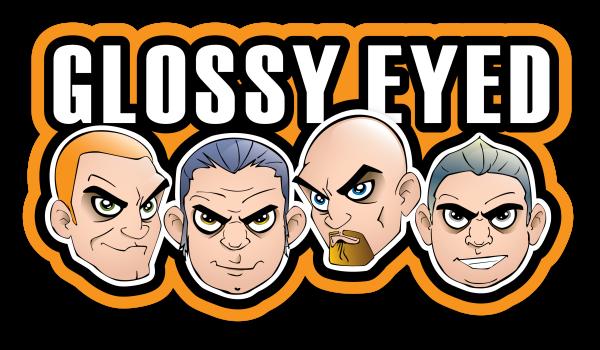 Glossy Eyed - Logo