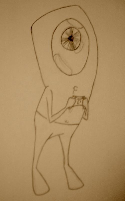 Sore Thumb mascote