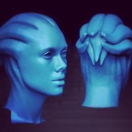 Asari-head