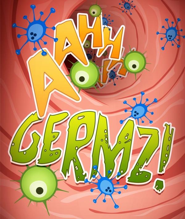 AAHHH!!! Germz!